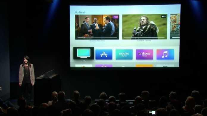 TV: Neue App vereint Videos für Apple TV und iOS