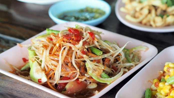 Essen, Salat, Gesundheit
