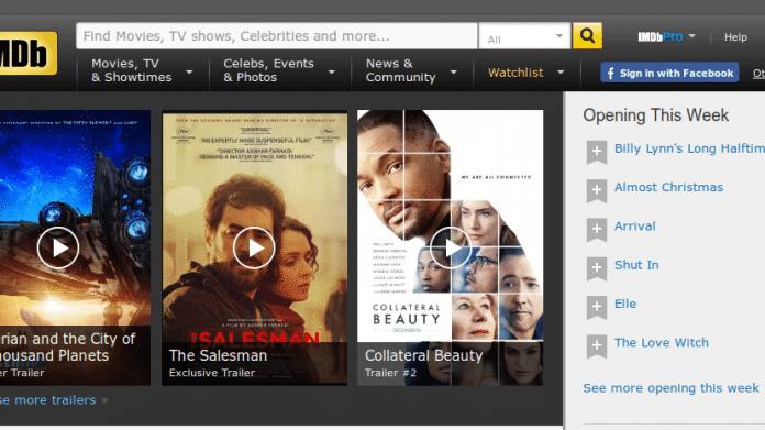 IMDb klagt gegen Altersdiskriminierungs-Gesetz