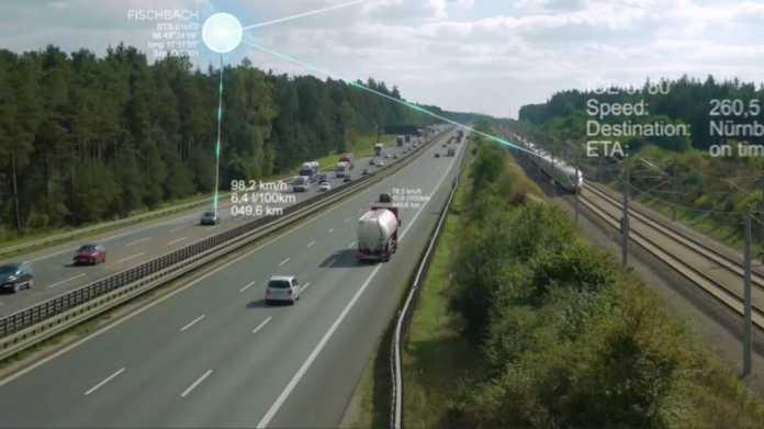 Vernetztes Fahren: Ericsson, BMW, Bahn und Mobilfunker wollen 5G-Technik auf der A9 testen