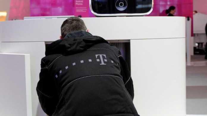 Telekom-Techniker