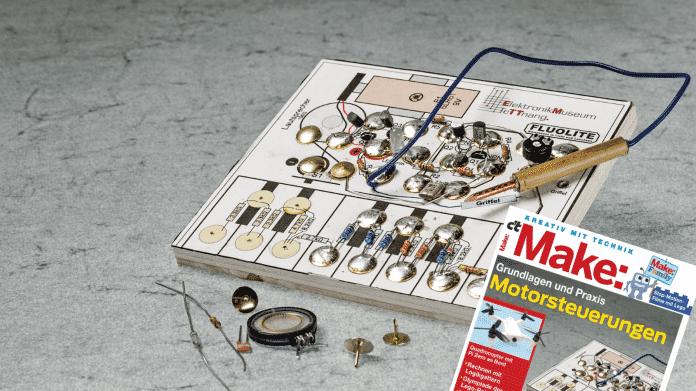 Make: Ausgabe 06/16 jetzt im heise shop bestellbar
