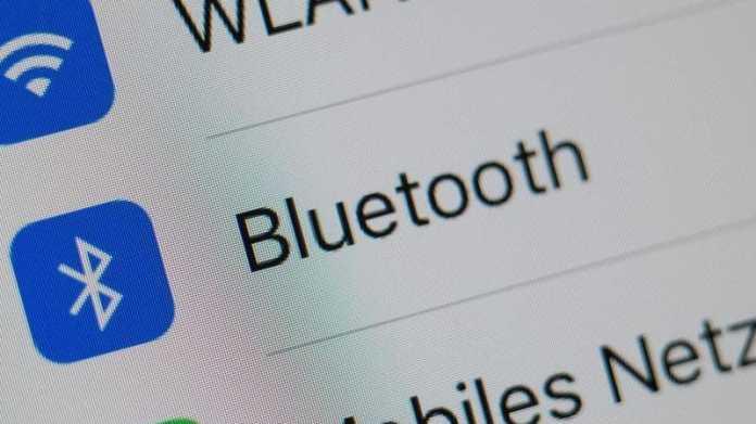 Bluetooth 5 verabschiedet