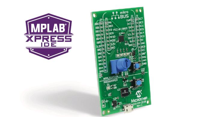 Microchip MPLAB Xpress