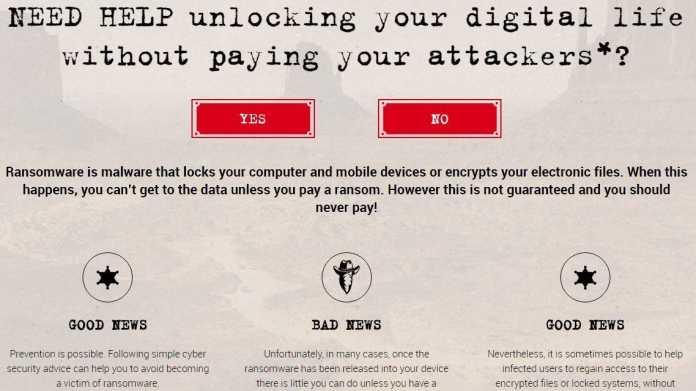 No More Ransom: Anlaufstelle für Opfer von Erpressungs-Trojanern expandiert