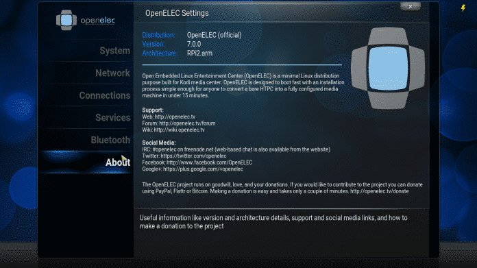 OpenELEC 7.0