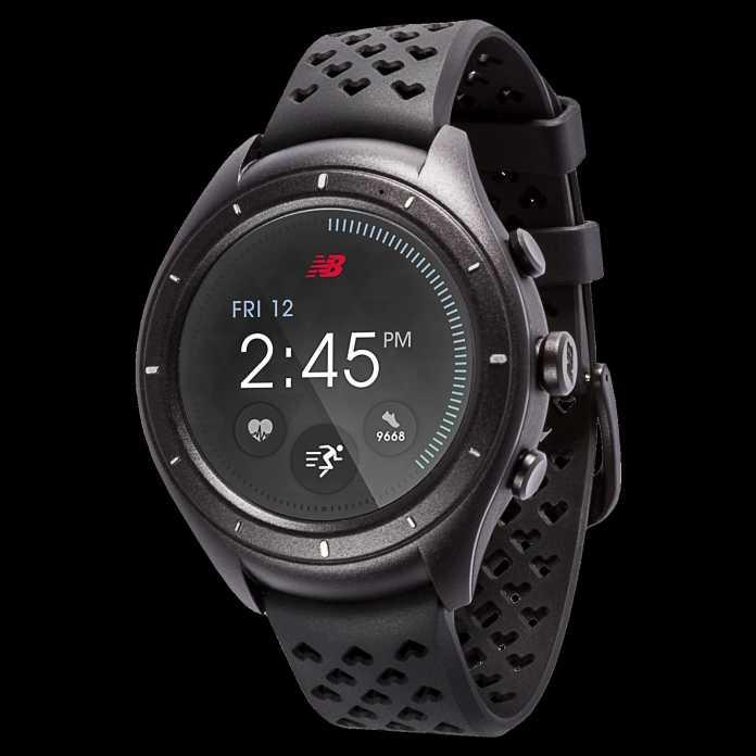 Android-Watch von New Balance