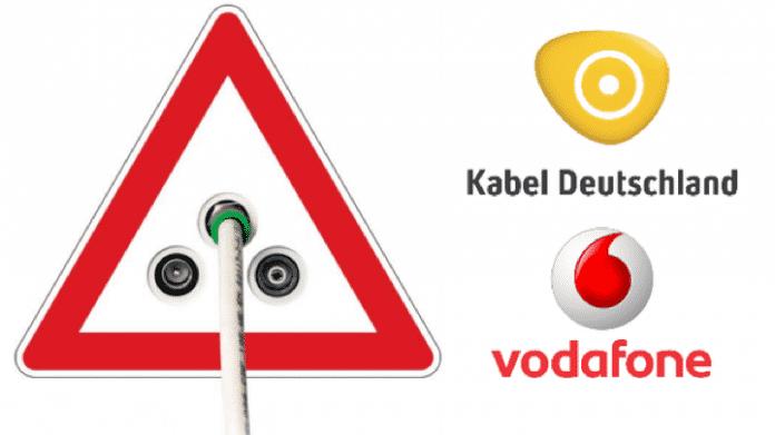Vodafone Kabel: Fritzboxen verlieren durch Wartungsfehler Telefonie-Einstellungen