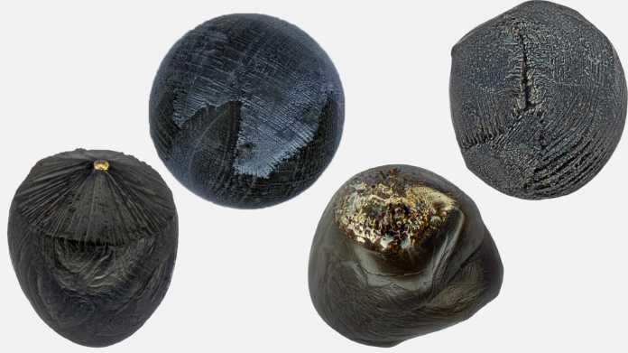 Mikrometeoriten auf dem Dach: Astronomen finden winzige Schätze