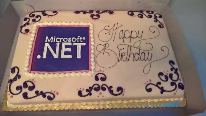 15 Jahre .NET