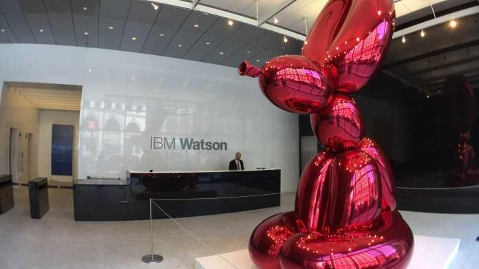 IBM Connect 2017: Watson über alles
