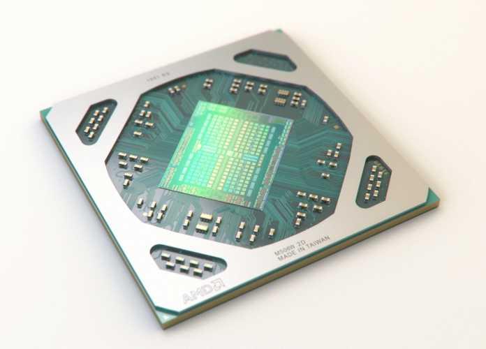 Möglicherweise setzt AMD bei der RX-500-Serie Polaris-Grafikchips ein.