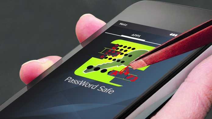 Android: Passwort-Manager mit Sicherheitslücken