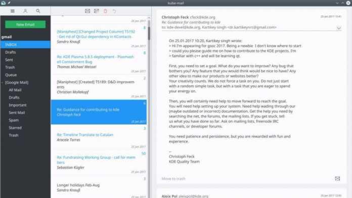 Tech Preview: Kube in Version 0.1.0 freigegeben