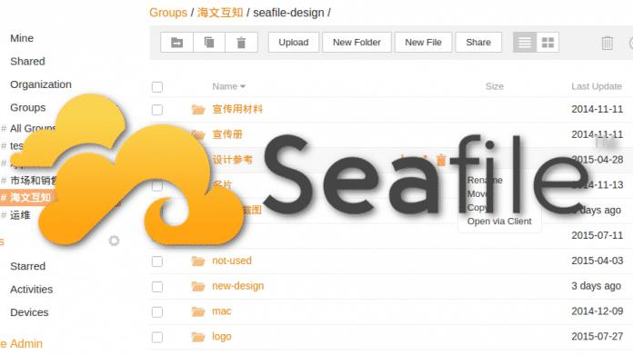 Seafile: Einigung zwischen Peking und Unterfranken