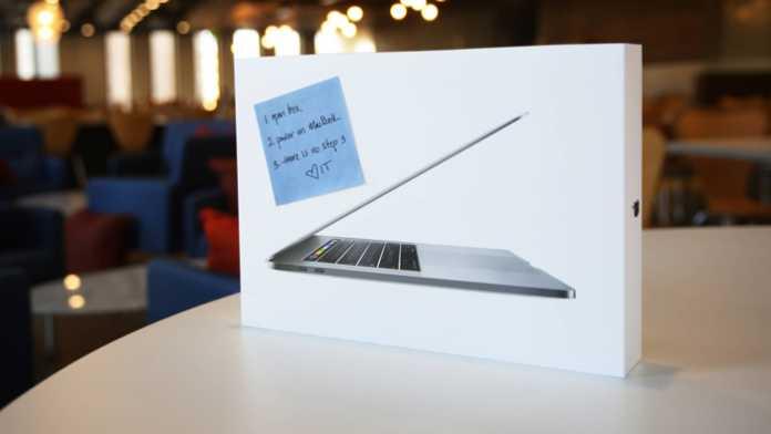 Studie: Macs in 91 Prozent der größeren Firmen
