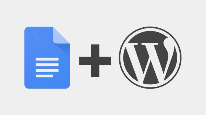 WordPress mit Google Docs befüllen