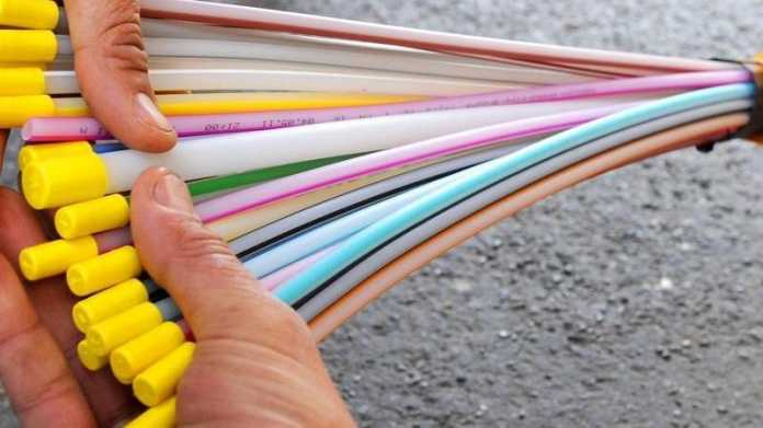 Telekom Glasfaser-Netz