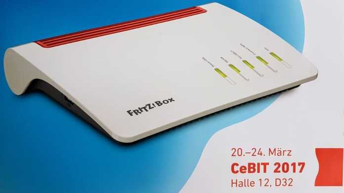 Fritzbox: Neue Router zur CeBIT