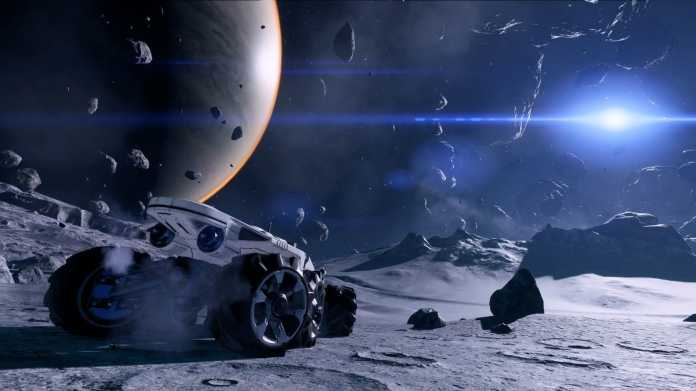 Mass Effect Andromeda: 16 GByte RAM, 8 Threads und 55 GByte Full HD mit 30 fps
