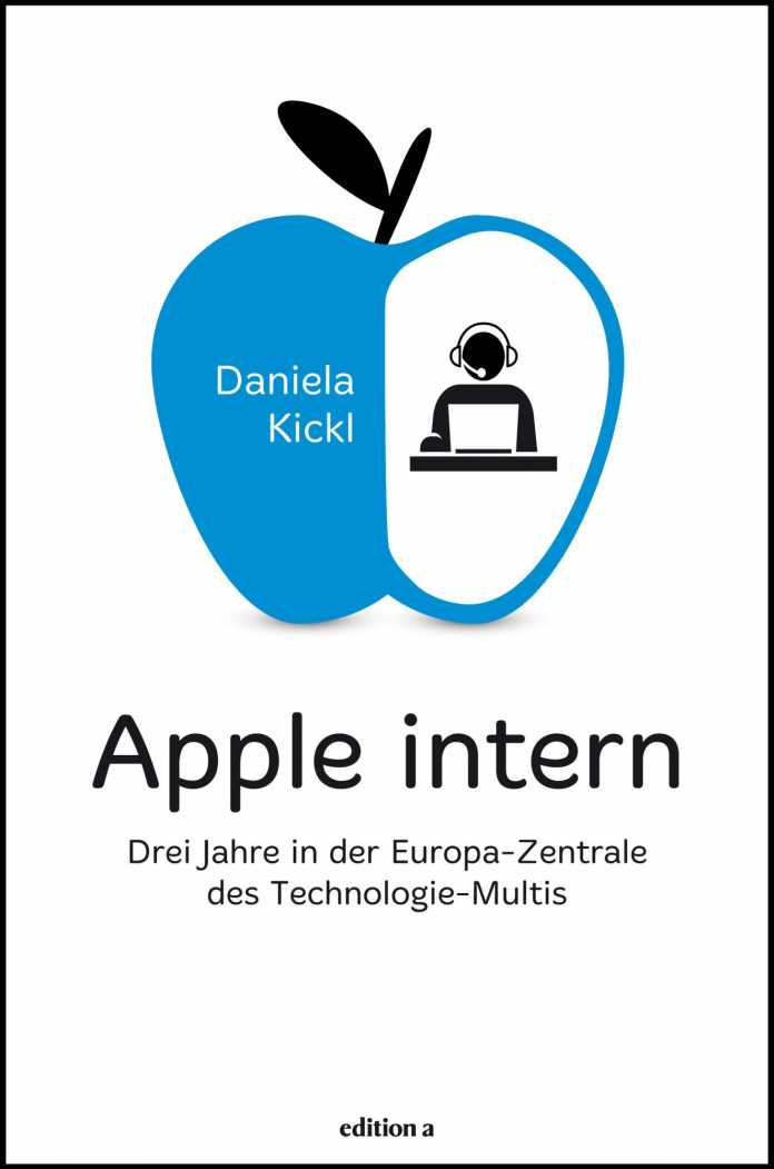 Inside Apple – Drei Jahre in der Europa-Zentrale des Technologie-Multis<br /> edition a, 288 Seiten<br /> ISBN 978-3-99001-218-5<br /> 21,90 Euro