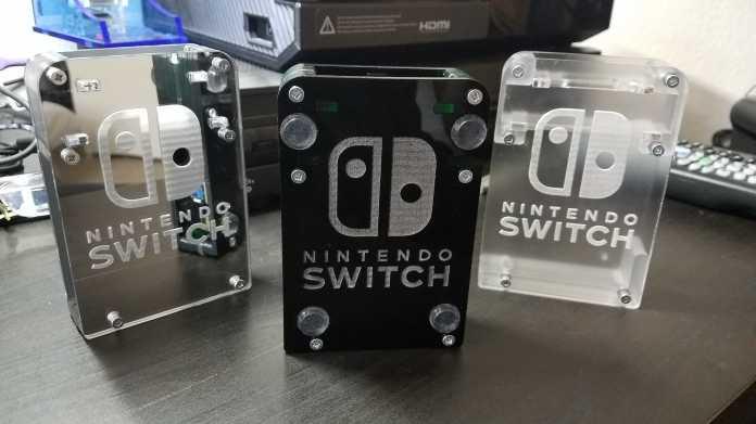 Alternatives Dock für die Switch