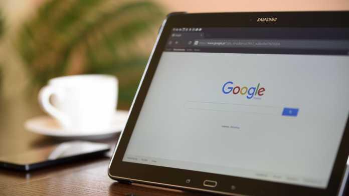 US-Richter: Google soll alle Suchenden eines Namens identifizieren
