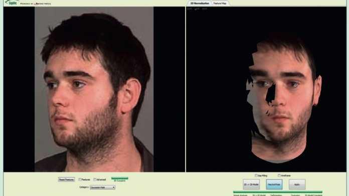 Mobile Überwachung: BKA testet automatisierte biometrische Gesichtserkennung