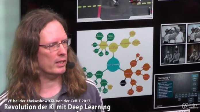 #heiseshowXXL: Revolution der KI mit Deep Learning