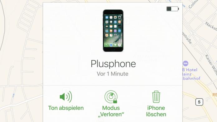 Erpressung durch iCloud-Fernlöschung: Wie Sie Ihr iPhone schützen