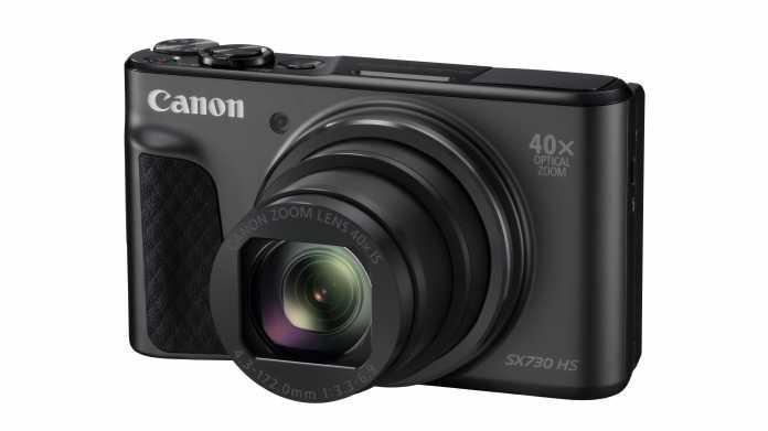 Canon zeigt neue Superzoom-Kompakte
