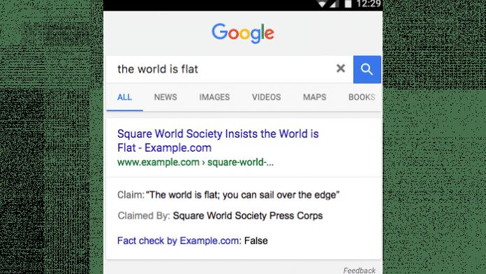 Fake News: Google setzt Faktencheck-Label vermehrt ein, Facebook gibt Nutzern Nachhilfe