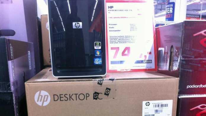 PC-Verkäufe