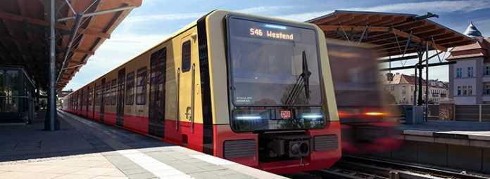 Ab 2021 will die S-Bahn Berlin neue Züge der Baureihen 483 und 484 einsetzen -- 360-Grad-Überwachungskameras inklusive