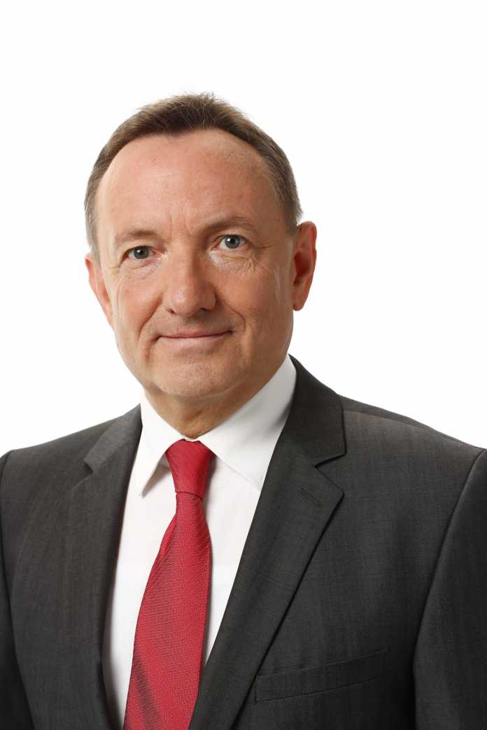 Innenminister Dr. Holger Poppenhäger