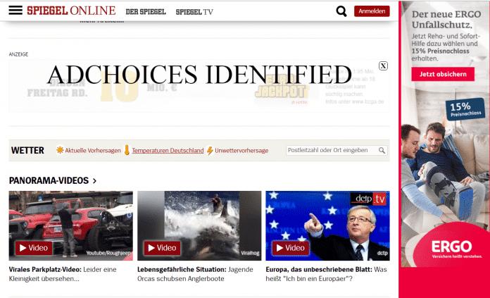 Während der experimentelle Adblocker auf Facebook und US-Websites schon funktioniert, erkennt er auf deutschen Seiten nicht alle Anzeigen.