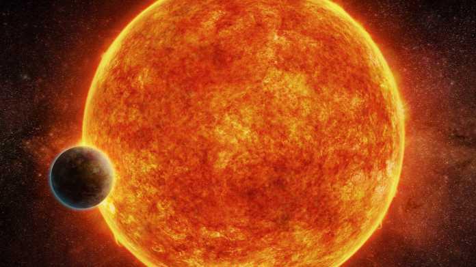 """Neuer Exoplanet """"möglicherweise bestes Ziel für Suche nach außerirdischem Leben"""""""