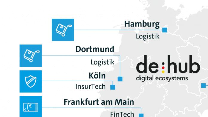 """Silicon-Valley-Konkurrenz: Sieben neue deutsche """"Digital Hubs"""" stehen fest"""