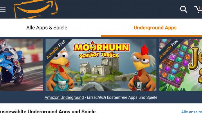 Amazon kündigt Ende der kostenlosen Apps an.