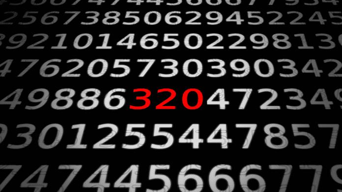 Zahlen, bitte! Der erste Spam: 400 versehentlich verschickte Mails