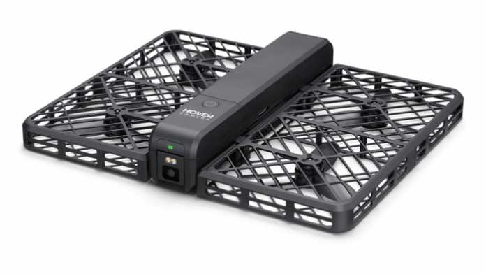 Fotodrohne Hover Camera im Handel verfügbar