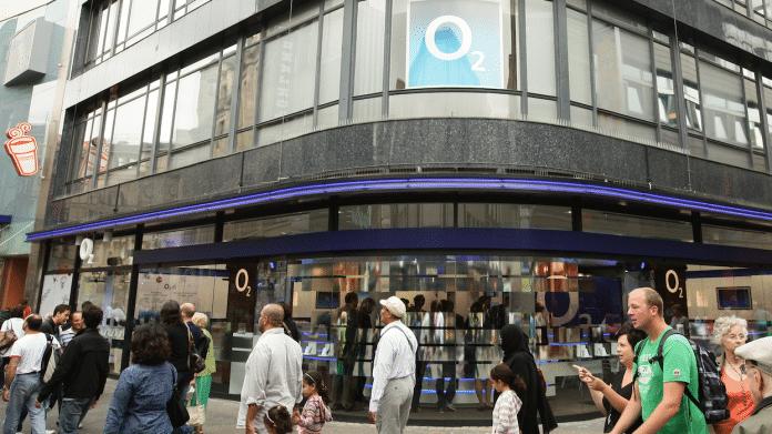 Telefónica Deutschland macht weniger Umsatz mit Mobilfunkdiensten