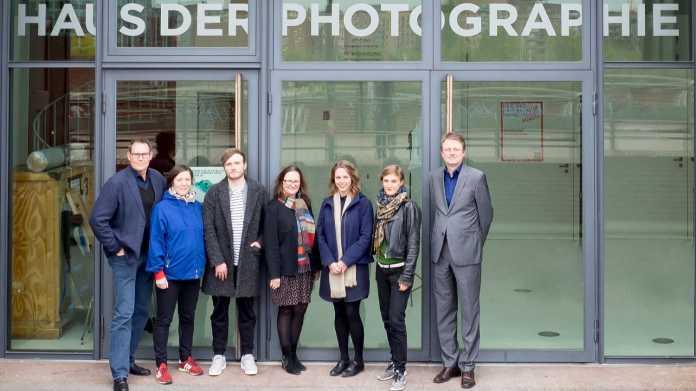 Stipendium für künstlerisch arbeitende Fotografen