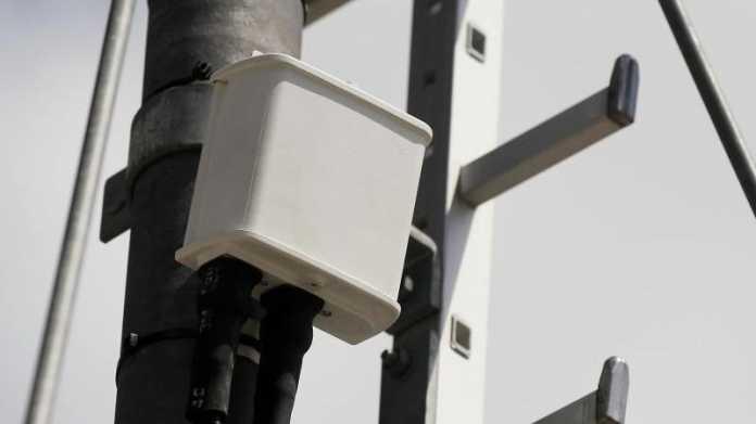 Mobilfunk-Mast