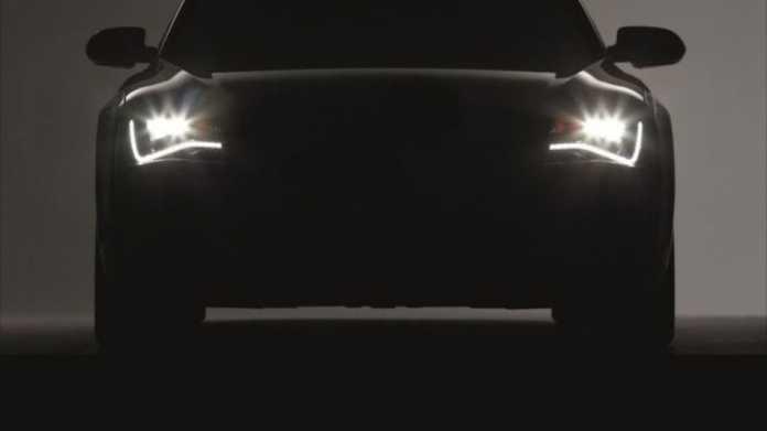 Intelligentes Fernlicht dank LCD: Nie wieder geblendet