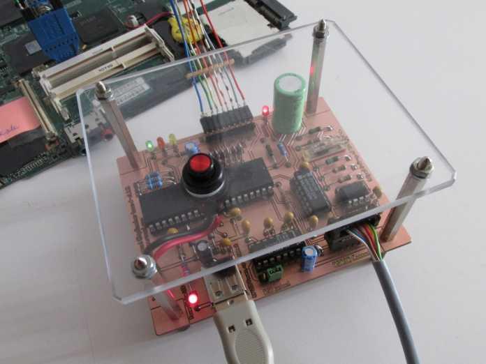 Zerocat: Open Hardware bis zum Chip