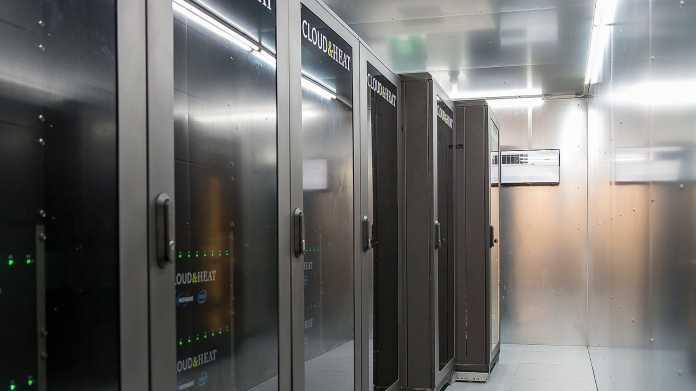 Rechenzentrum Cloud & Heat