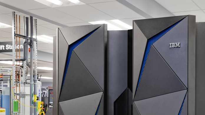 Besserer Datenschutz, geringere Latenzen: IBMs neuer Mainframe z14