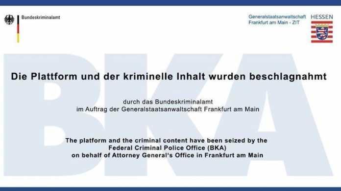 Betreiber einer Darknet-Plattform in Karlsruhe festgenommen