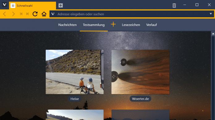 Vivaldi-Browser wird personalisierbarer und schneller